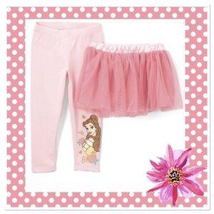 Pink Princess Belle Set